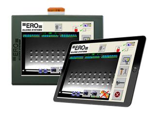ERO Control panel