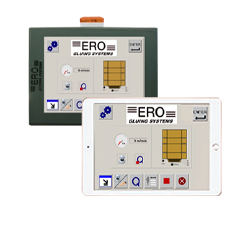 ERO Control Devices for Corrugated Gluing Systems